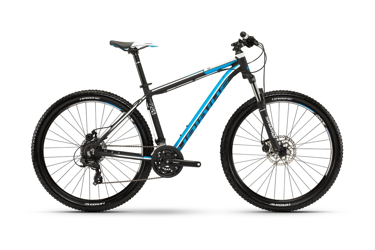 Haibike Edition 7.20 - 2016 - 27,5 Zoll - Hardtail