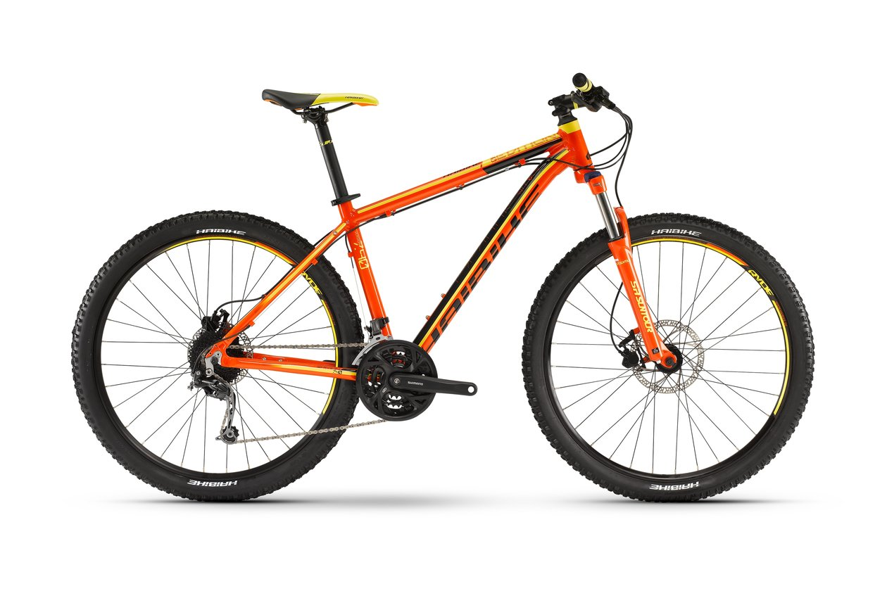 Haibike Edition 7.40 - 2016 - 27,5 Zoll - Hardtail