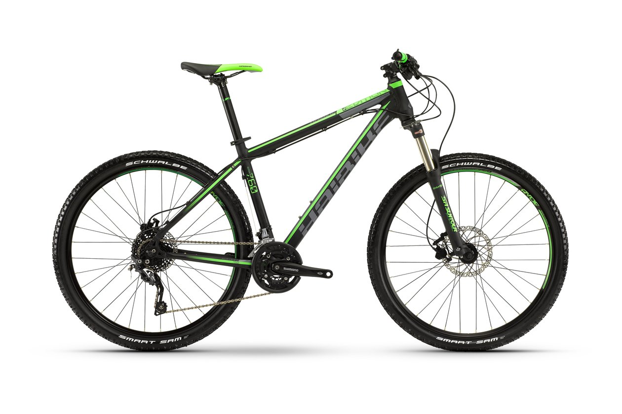 Haibike Edition 7.60 - 2016 - 27,5 Zoll - Hardtail