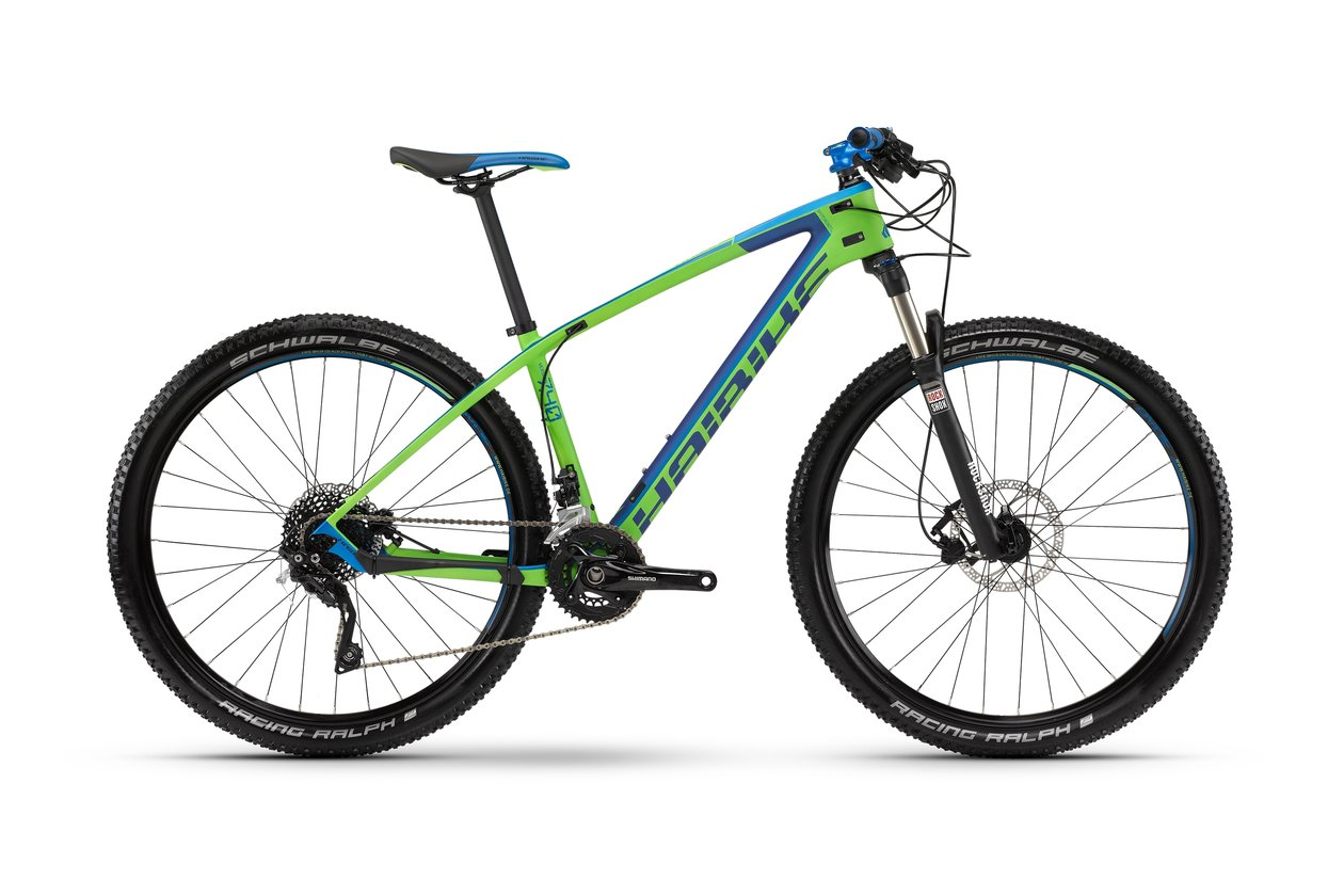 Haibike Freed 7.40 - 2016 - 27,5 Zoll - Hardtail