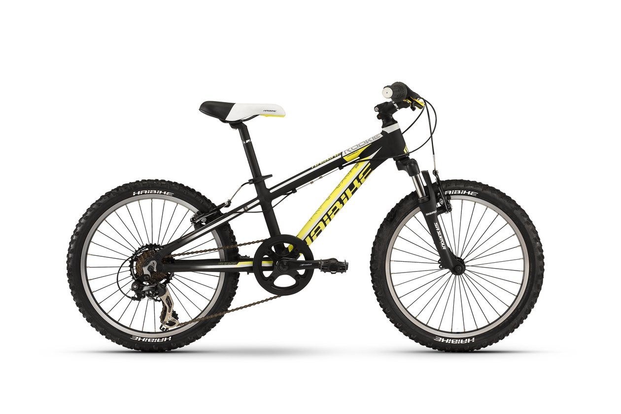 Haibike Rookie 4.20 - 2016 - 24 Zoll - Hardtail