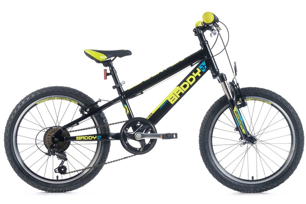 Leaderfox Baddy Boy - 2016 - 20 Zoll - Hardtail