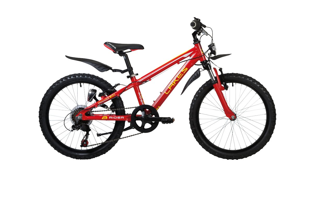 Lakes Rider 100 - 2015 - 20 Zoll - Dirt