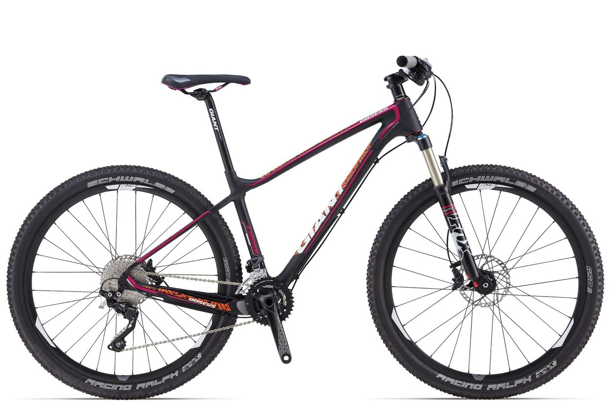 Giant Obsess Advanced 2 - 2014 - 27,5 Zoll - Hardtail