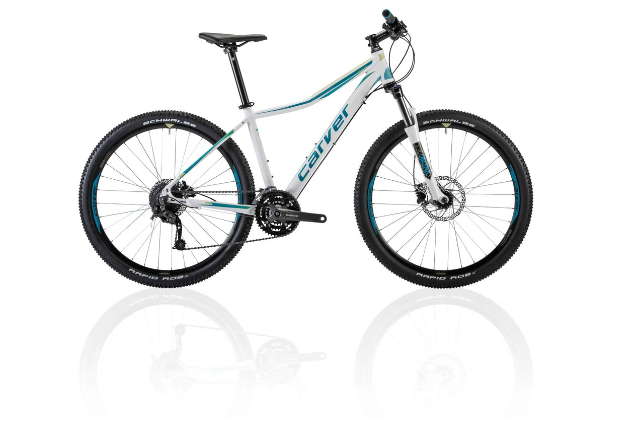 Carver PHT120 Lady - 2014 - 27,5 Zoll - Hardtail