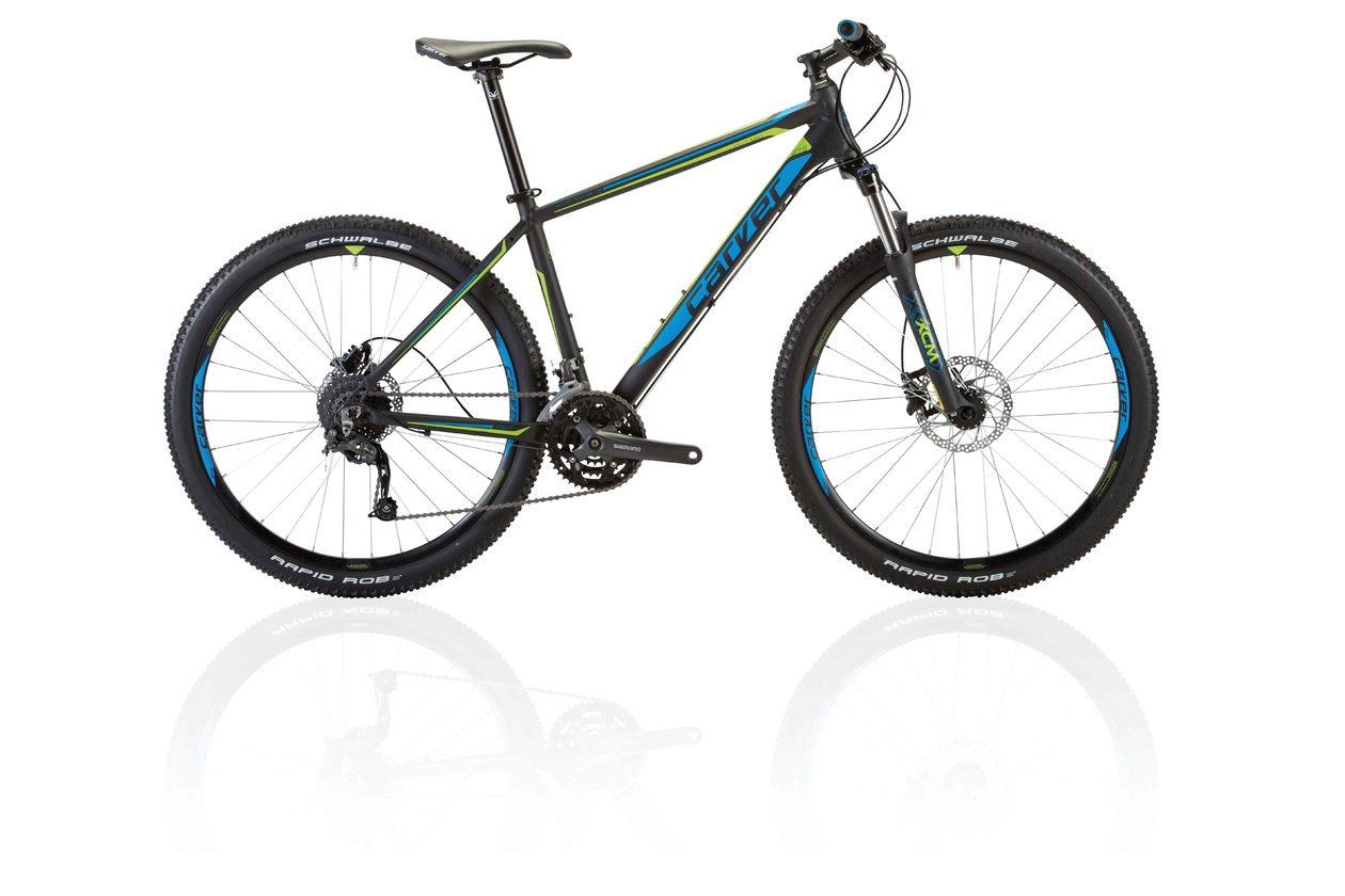 Carver PHT120 - 2014 - 27,5 Zoll - Hardtail