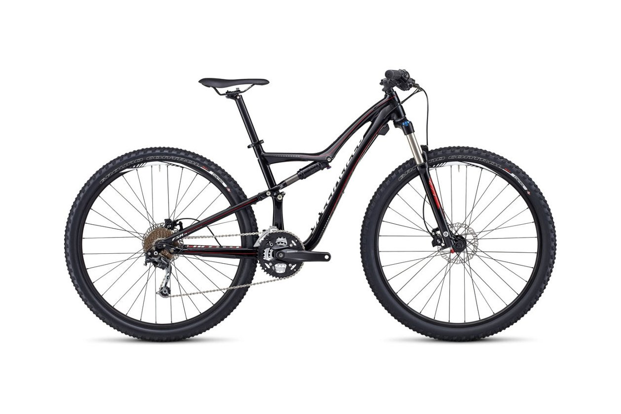 Specialized Rumor - 2014 - 29 Zoll - Fully