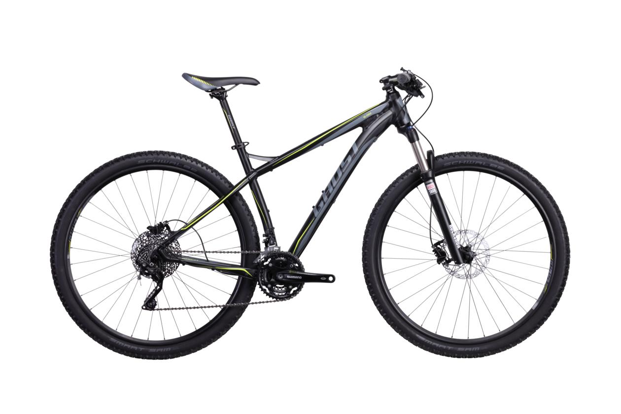 Ghost SE 2950 - 2014 - 29 Zoll - Hardtail