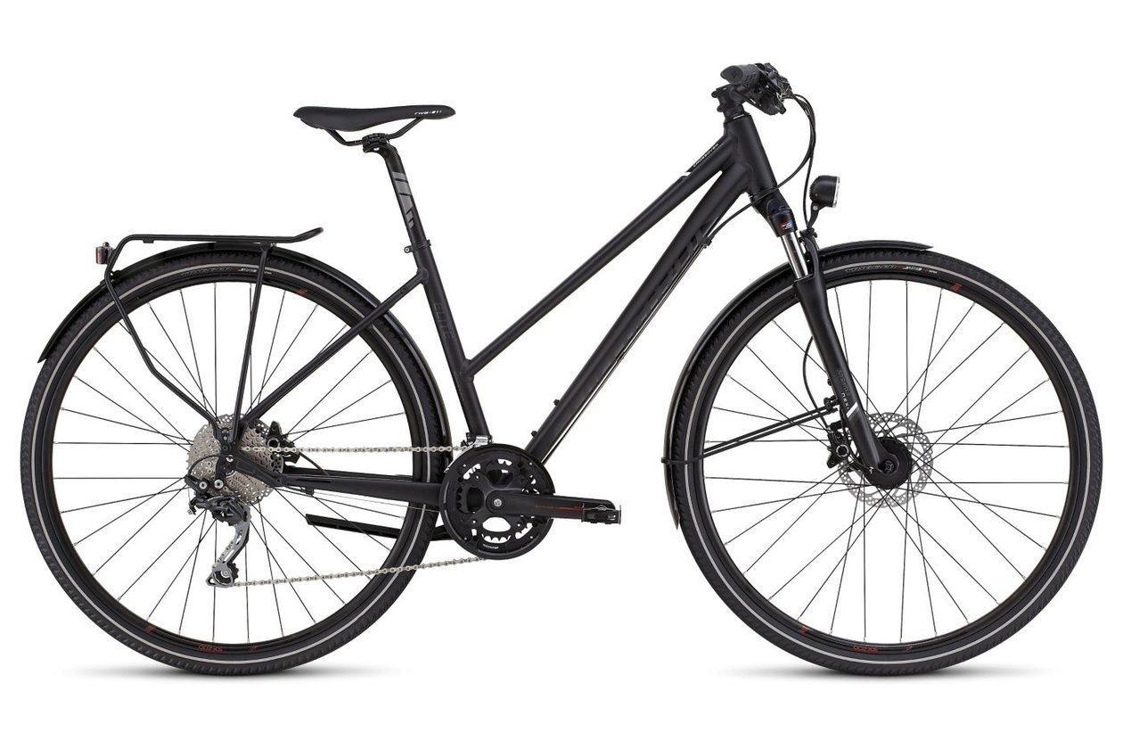 Specialized Crossover Elite Disc Step Through - 2016 - 28 Zoll - Damen Sport