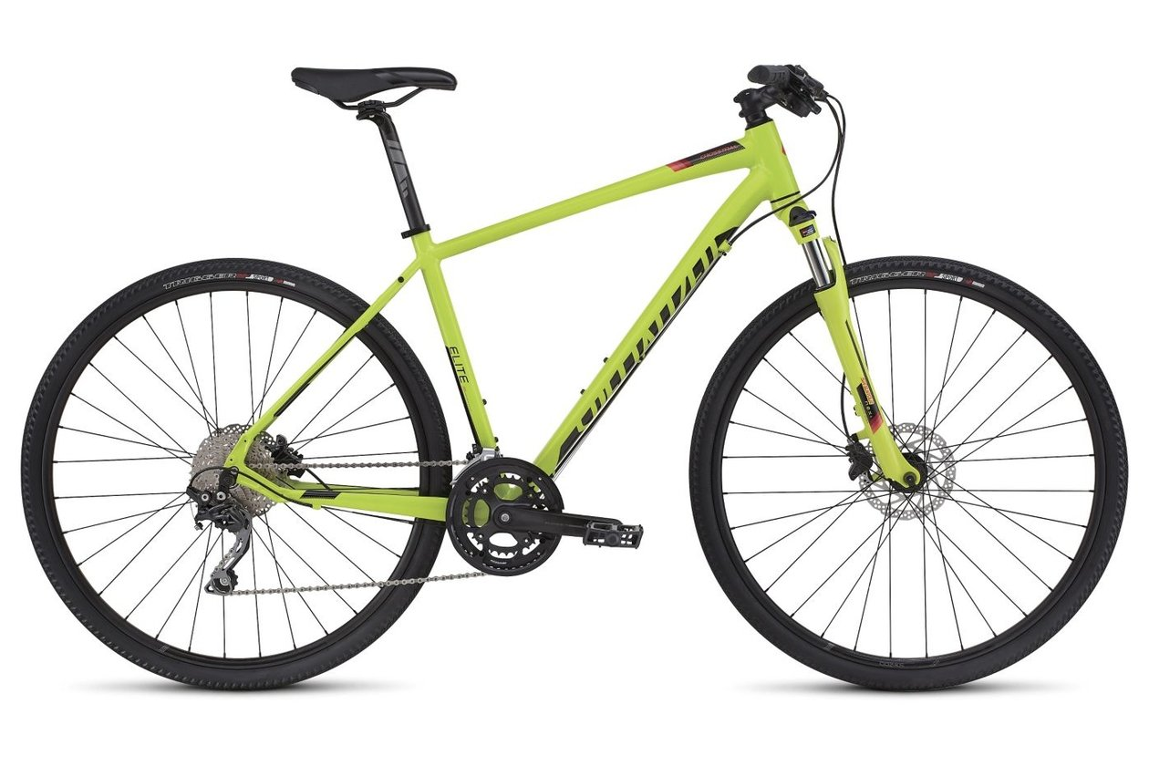 Specialized Crosstrail Elite Disc - 2016 - 28 Zoll