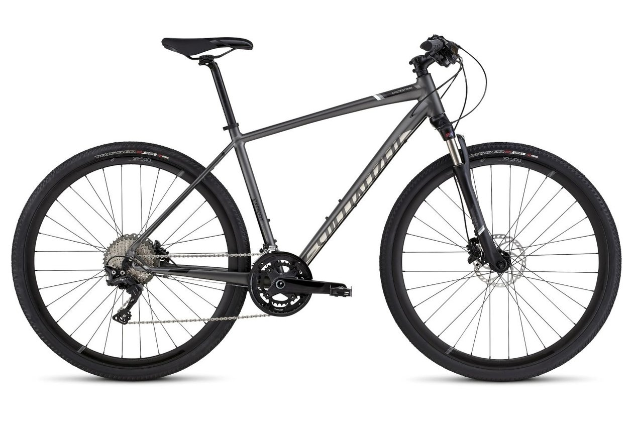 Specialized Crosstrail Expert Disc - 2016 - 28 Zoll