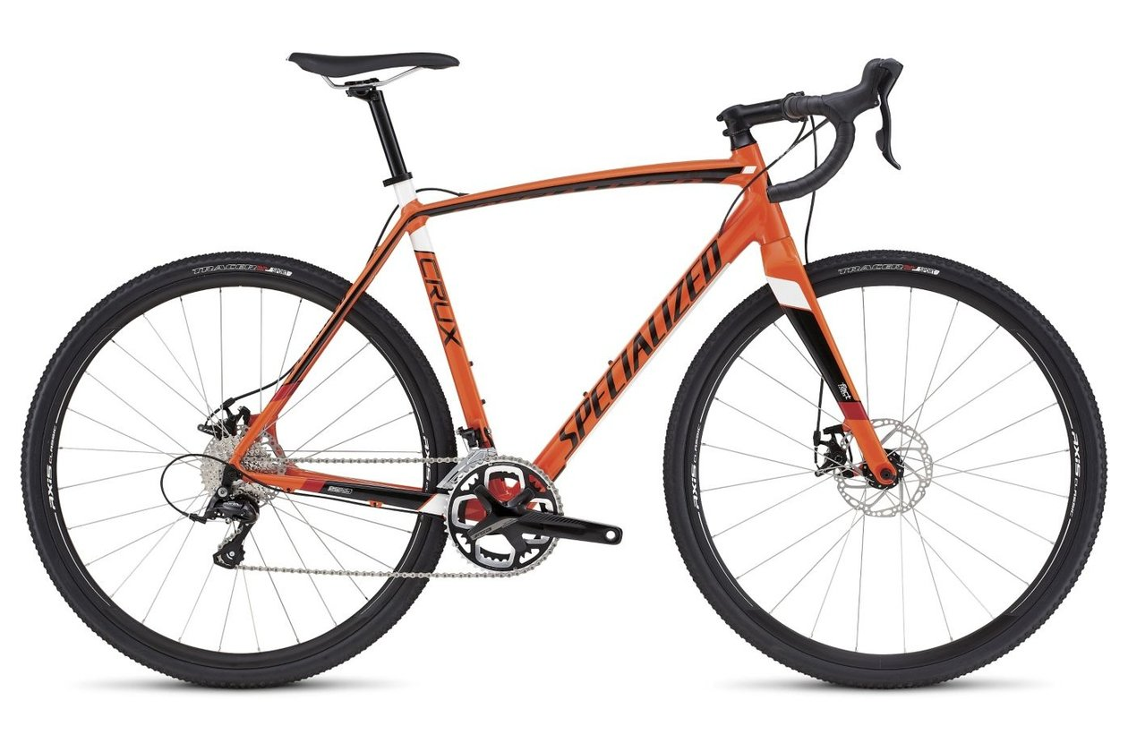 Specialized Crux E5 - 2016 - 28 Zoll