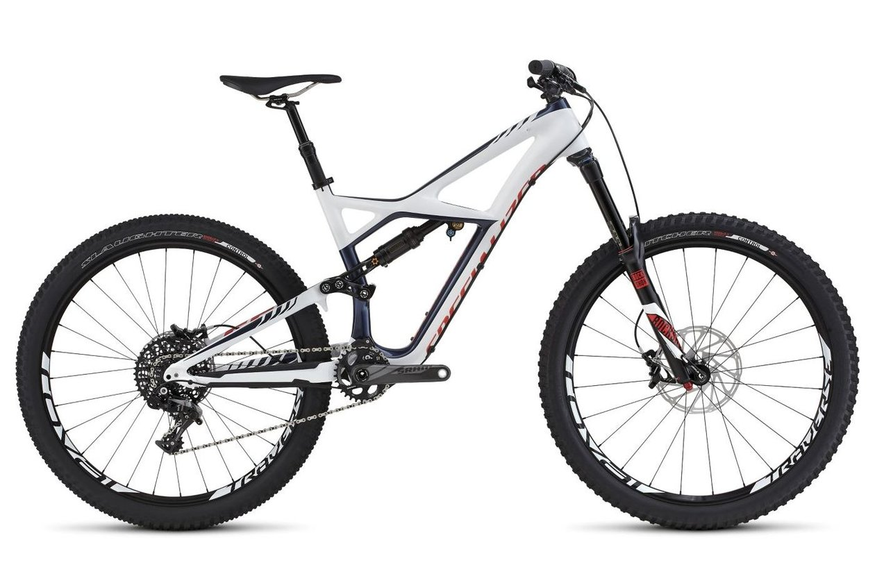 Specialized Enduro Expert Carbon 650b - 2016 - 27,5 Zoll - Fully