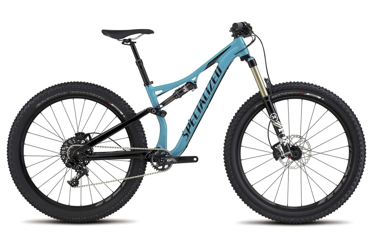 Specialized Rhyme FSR Comp 6Fattie - 2016 - 27,5 Zoll - Fully