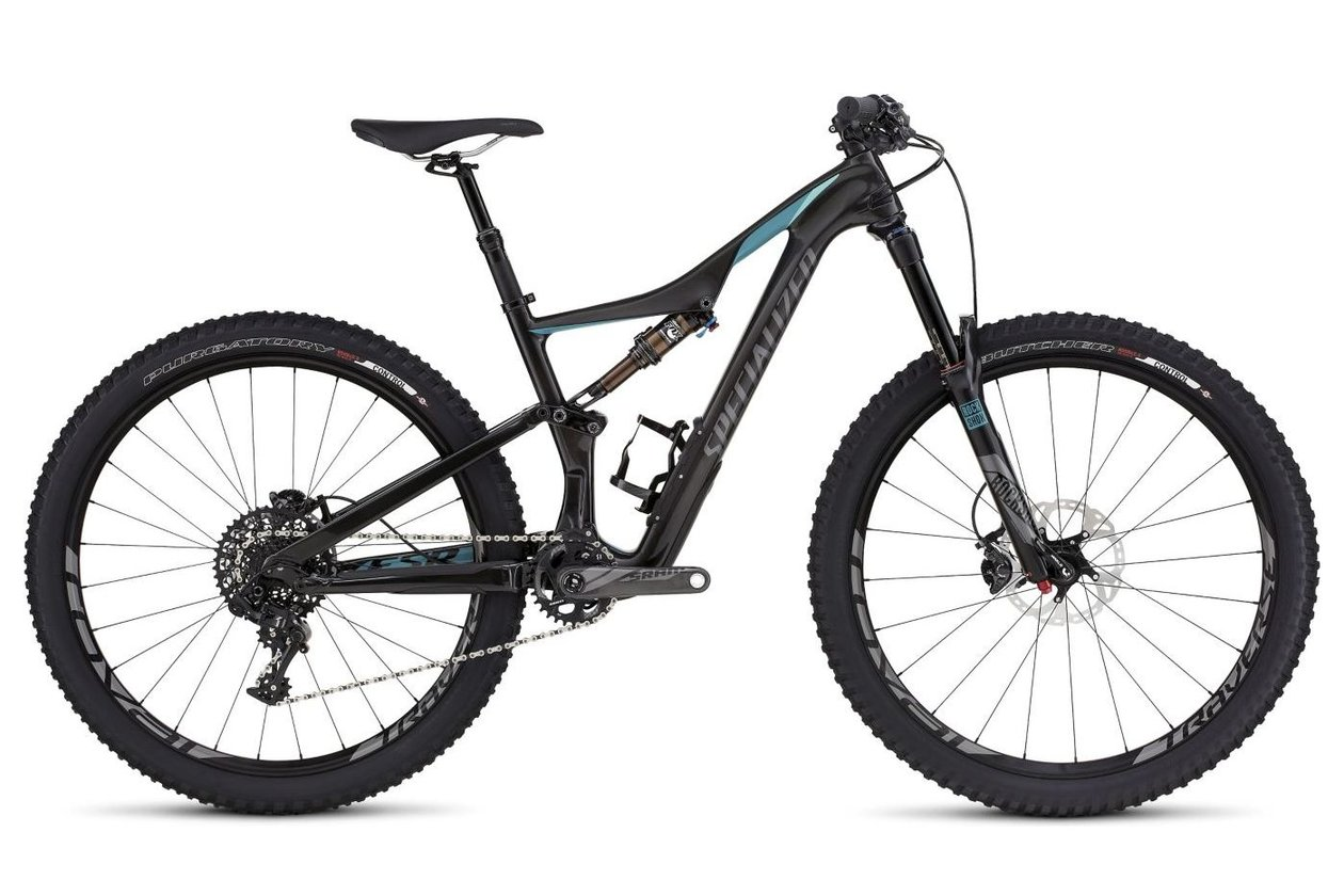 Specialized Rhyme FSR Expert Carbon 650b - 2016 - 27,5 Zoll - Fully
