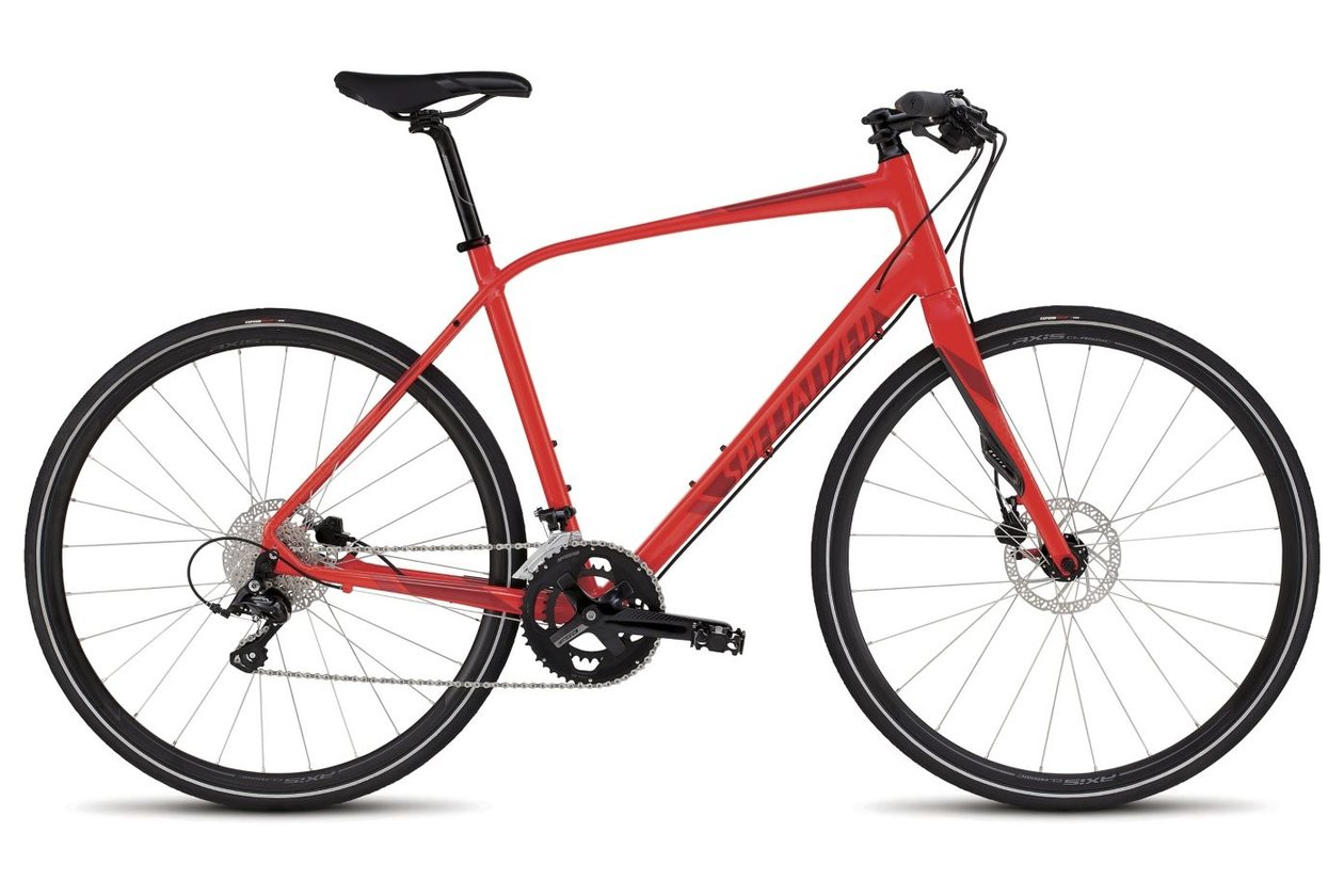 Specialized Sirrus Elite Disc - 2016 - 28 Zoll