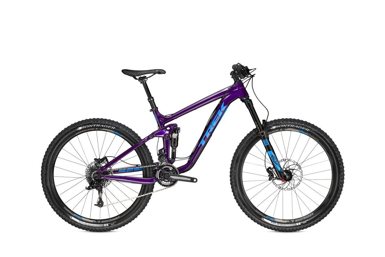 Trek Slash 7 650B - 2016 - 27,5 Zoll - Fully