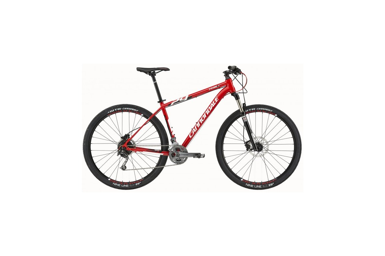 Cannondale TRAIL 3 - 2015 - 29 Zoll - Hardtail