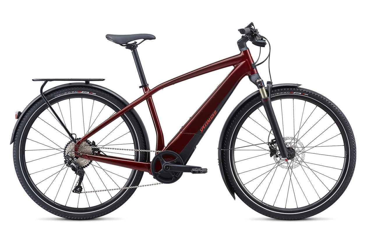 Specialized Turbo Vado 4.0 - 500 Wh - 2020 - 28 Zoll - Diamant