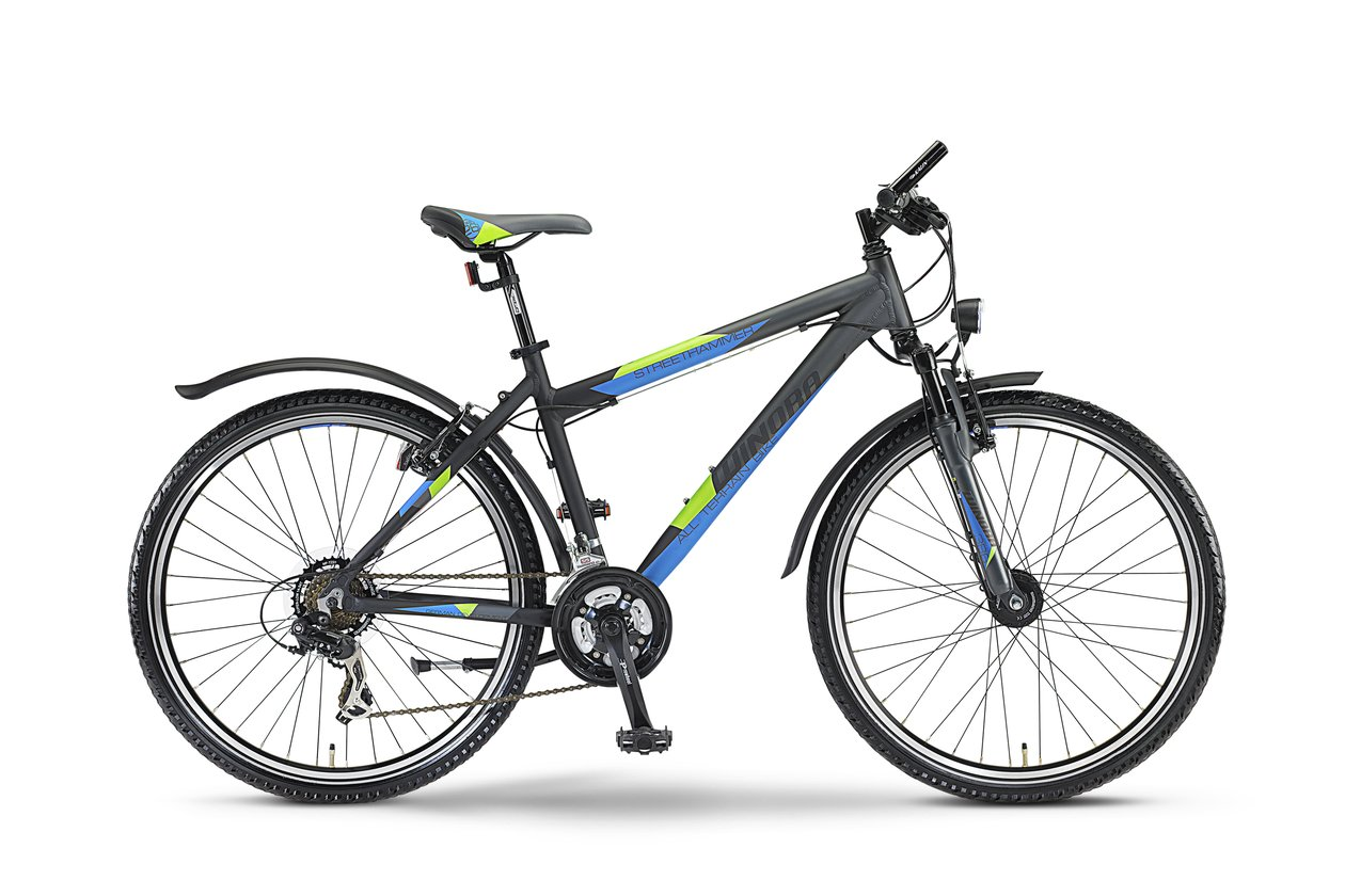 winora streethammer mtb 2015 26 zoll 10 fahrrad xxl. Black Bedroom Furniture Sets. Home Design Ideas