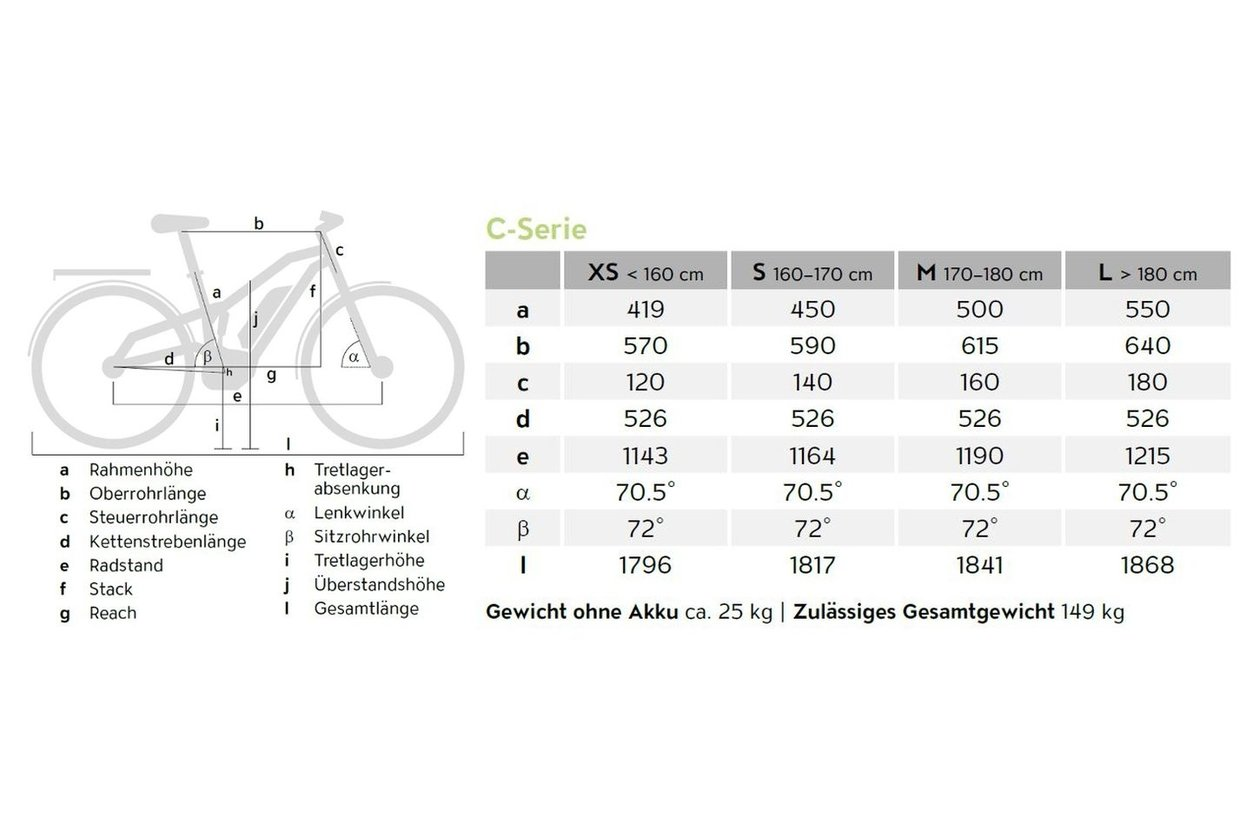 Flyer C8K 540Wh 2017 26 Zoll kaufen   Fahrrad XXL