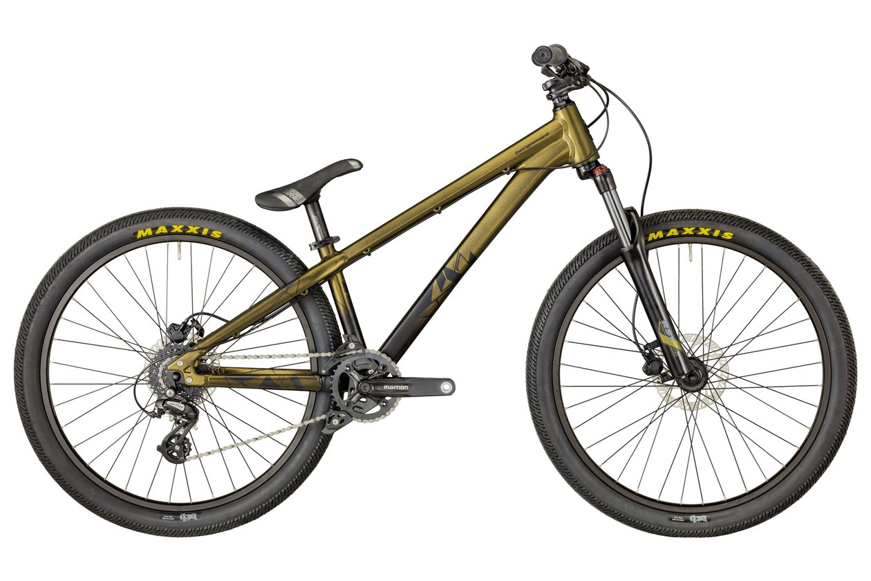 Bergamont Kiez 040 8-speed - 2018 - 26 Zoll - Hardtail