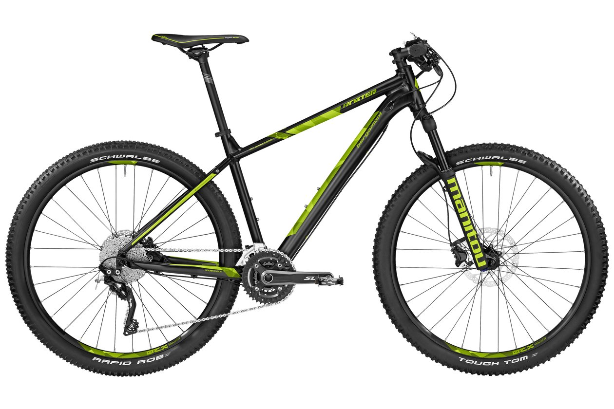 Bergamont Roxter Edition C2 - 2017 - 27,5 Zoll - Hardtail