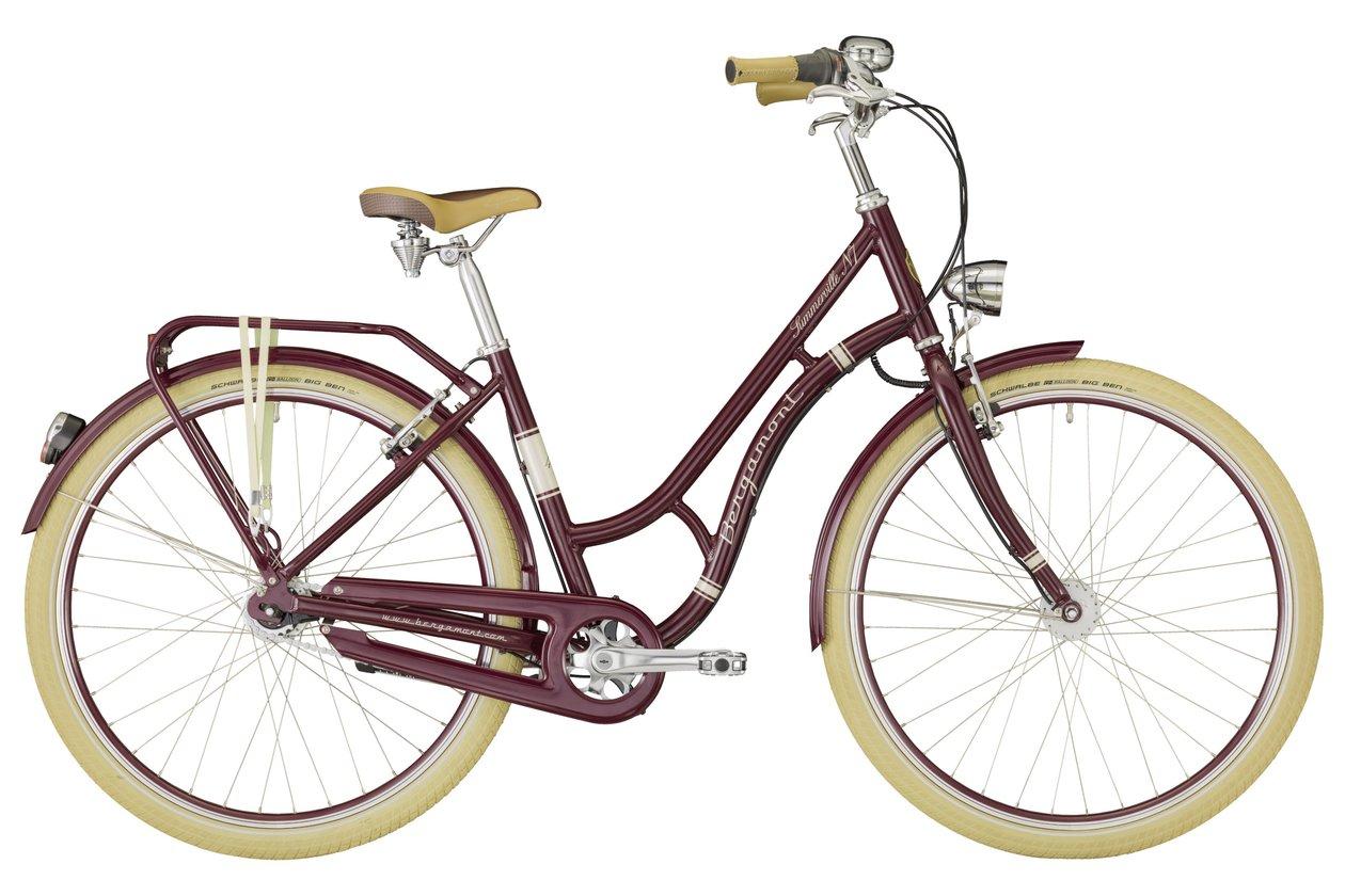 Bergamont Summerville N7 CB 2018 28 Zoll kaufen | Fahrrad XXL