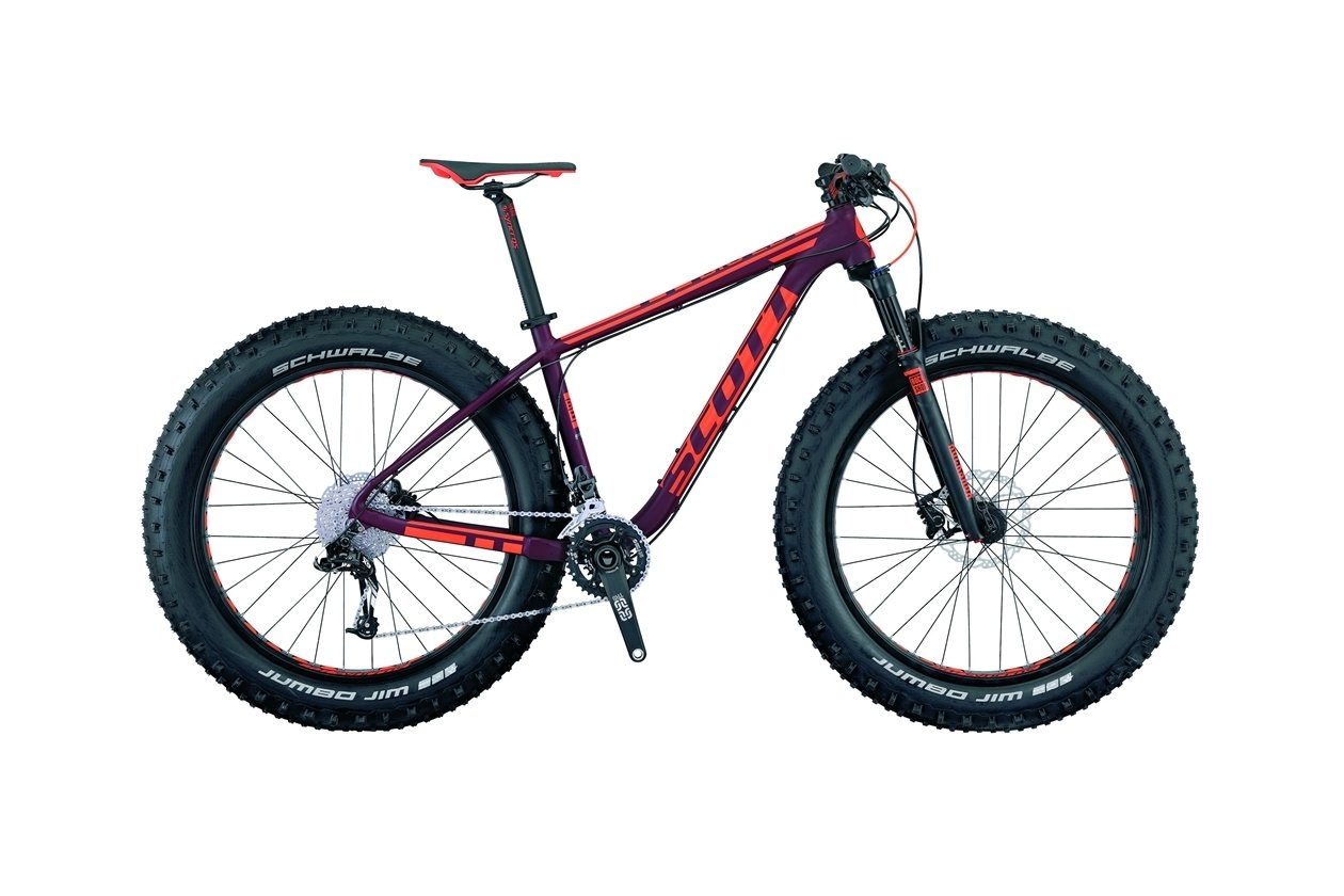 Scott BIG ED - 2016 - 27,5 Zoll - Hardtail