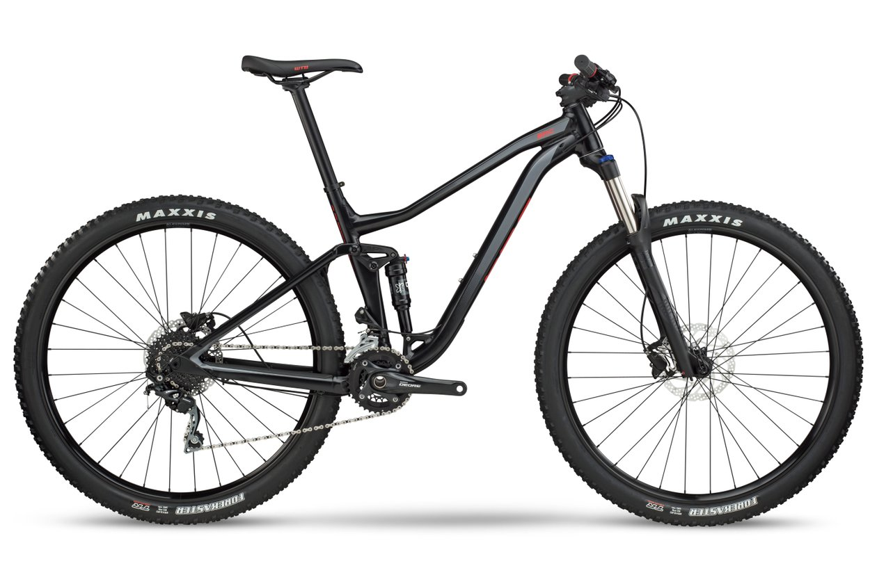 BMC Speedfox 03 Three - 2018 - 29 Zoll - Fully