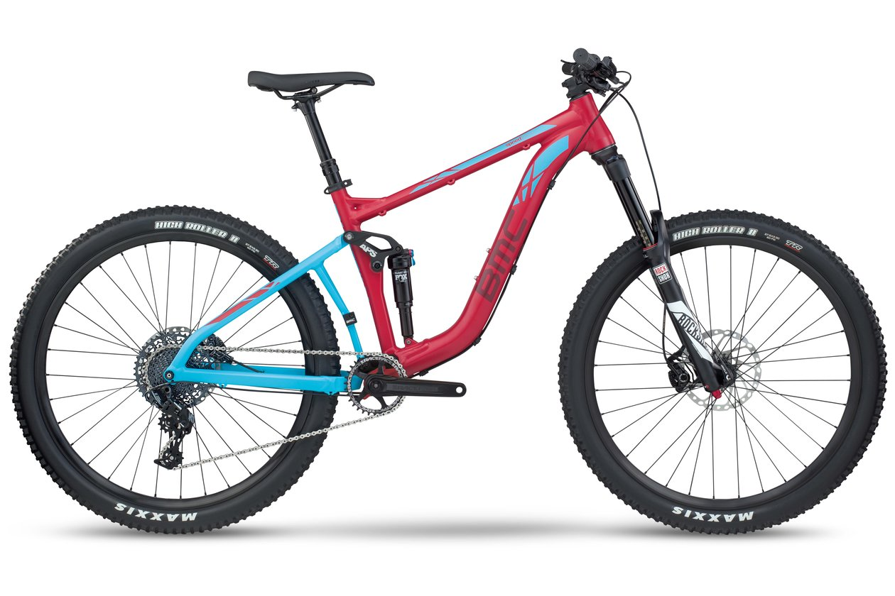 BMC Speedfox 03 Trailcrew NX - 2017 - 27,5 Zoll - Fully