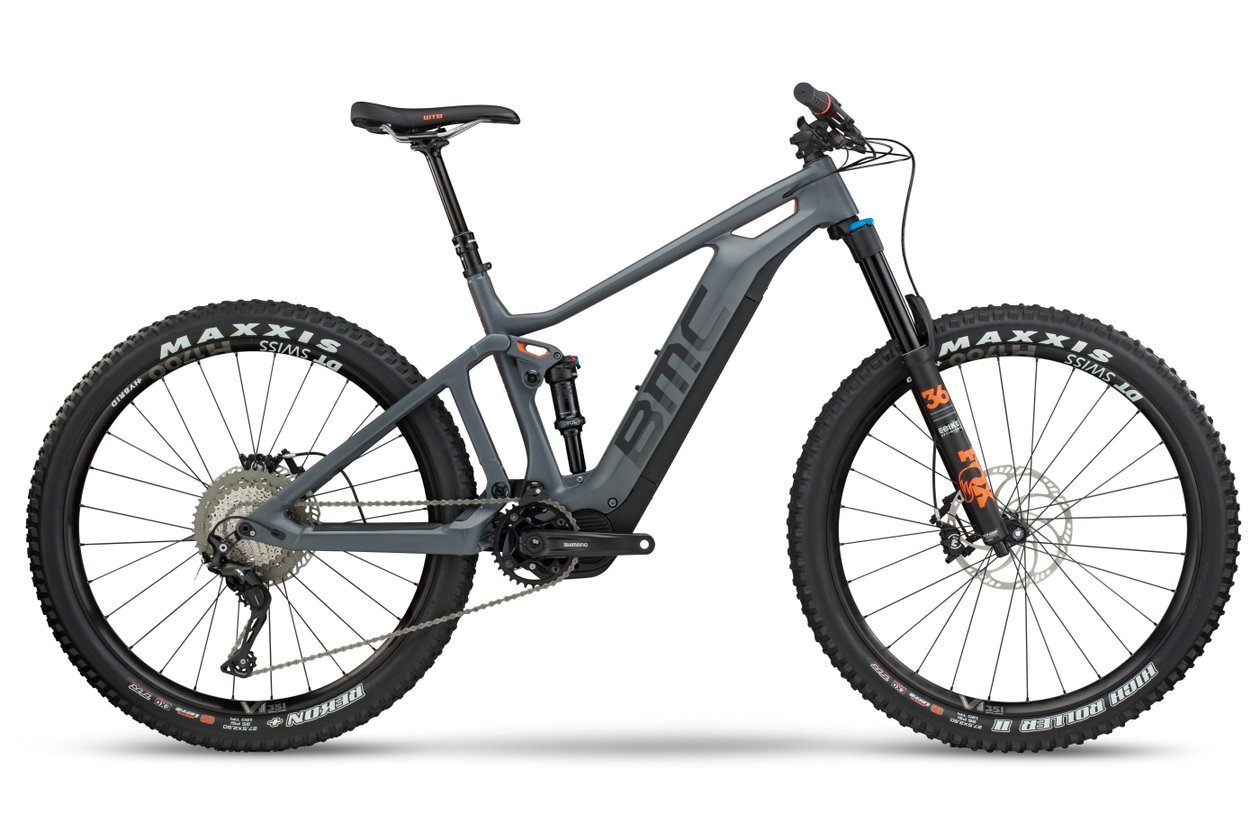 BMC Trailfox AMP Two - 500 Wh - 2018 - 27,5 Zoll - Fully