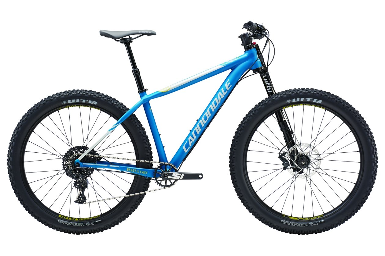 Cannondale Beast of the East 1 - 2017 - 27,5 Zoll - Hardtail