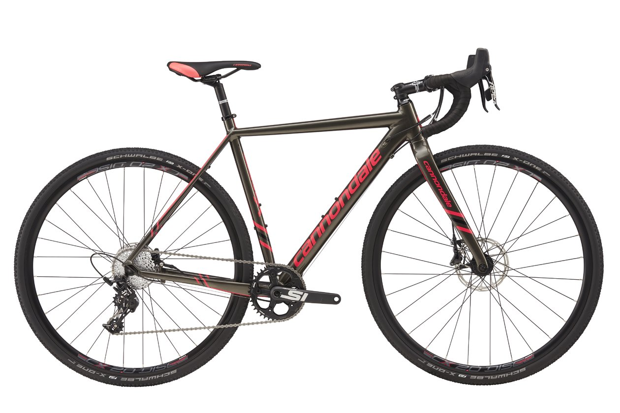 Cannondale CAADX Women's Apex - 2017 - 28 Zoll