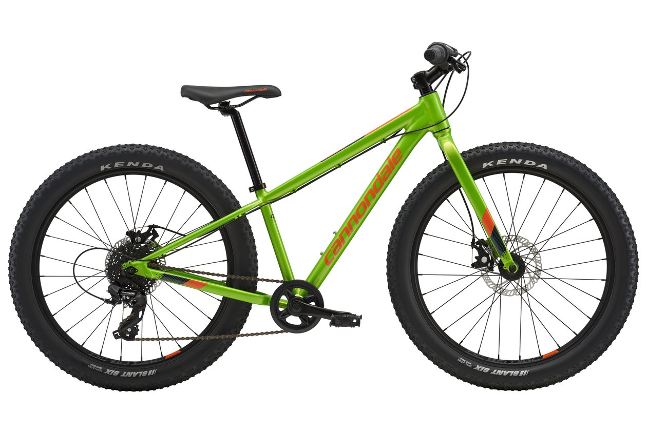 Cannondale Cujo 24 - 2018 - 24 Zoll - Hardtail
