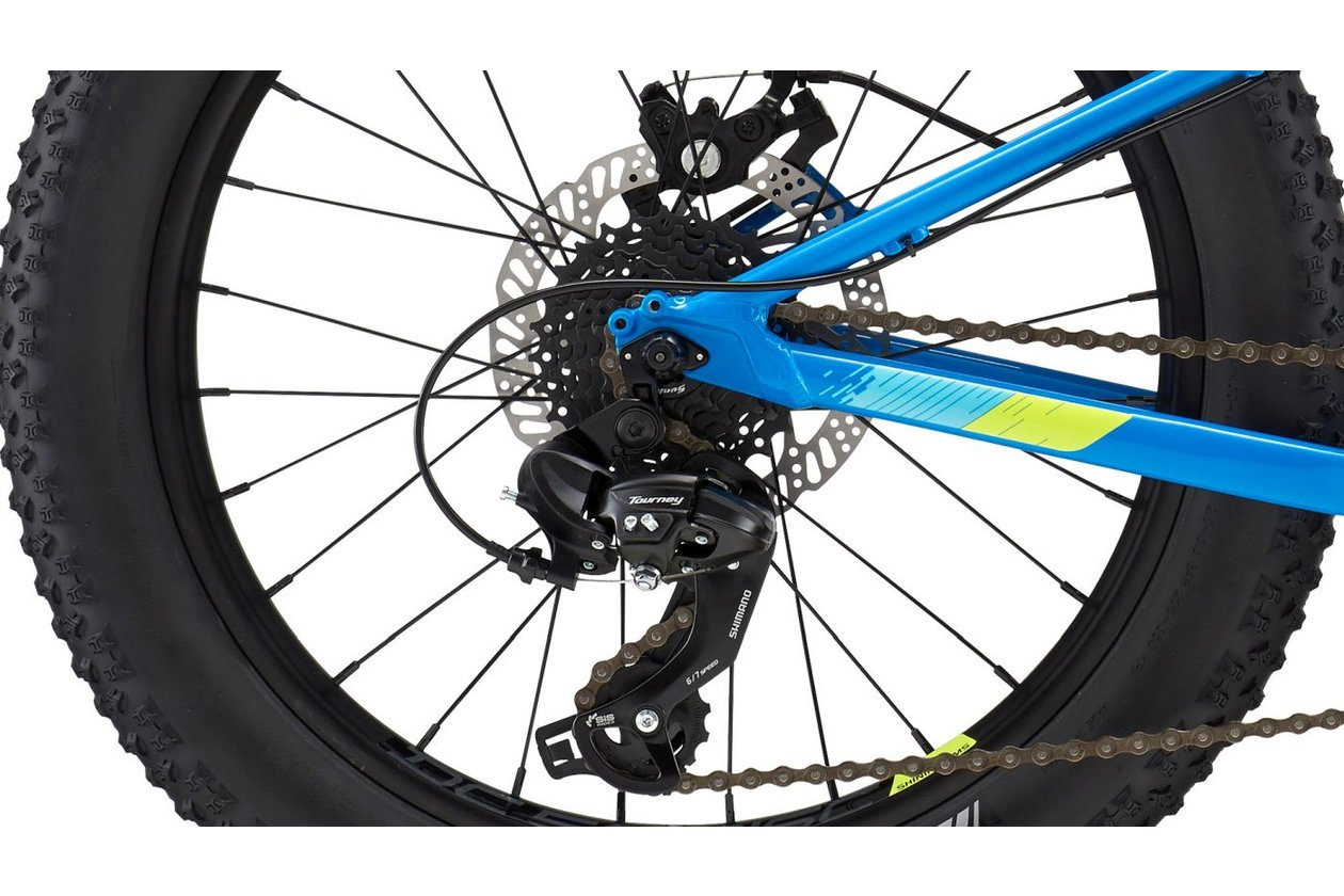 Cannondale Cujo 20 - 2018 - 20 Zoll - Hardtail