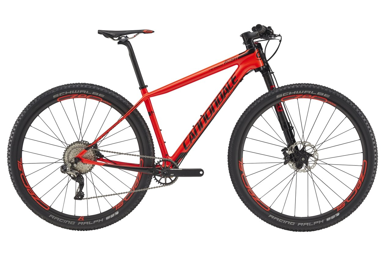 Cannondale F-Si Carbon 1 - 2017 - 29 Zoll - Hardtail