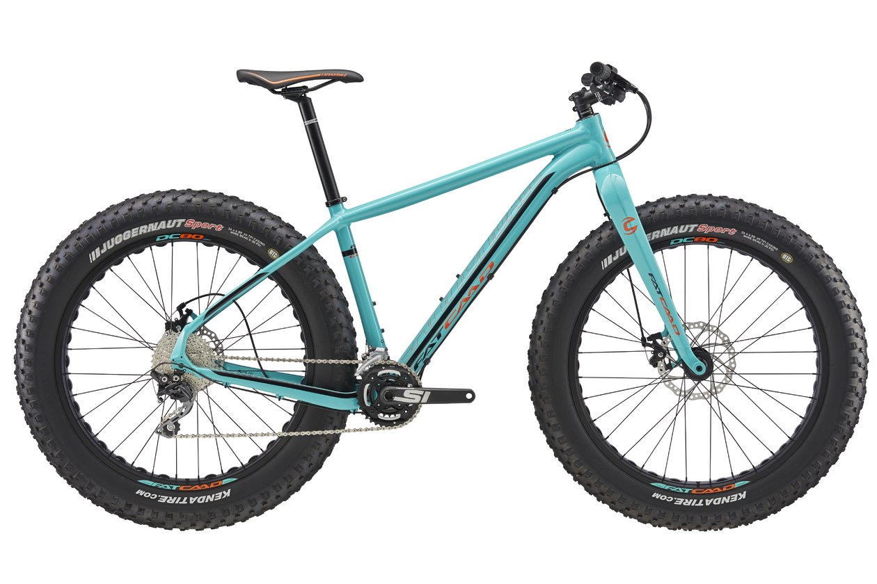 Cannondale Fat CAAD 3 - 2017 - 26 Zoll - Hardtail