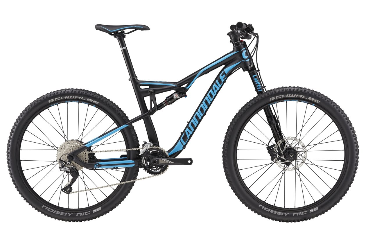 Cannondale Habit 4 - 2017 - 27,5 Zoll - Fully