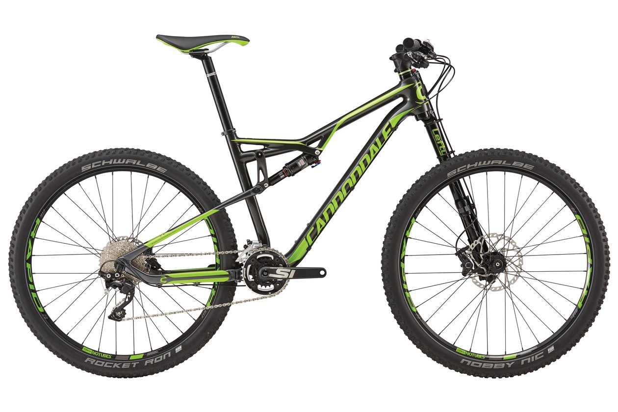 Cannondale Habit Crb/Al 3 - 2016 - 27,5 Zoll - Fully
