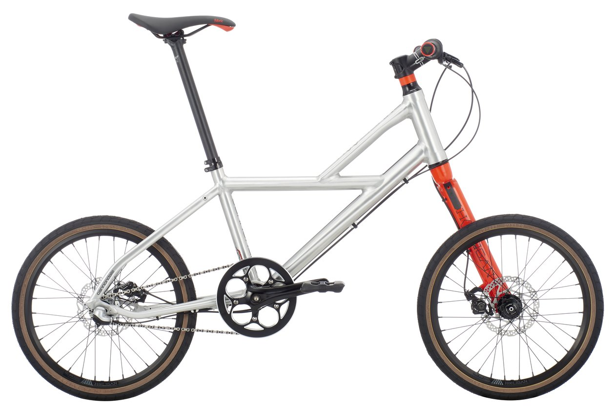 Cannondale Hooligan 1 - 2018 - 20 Zoll