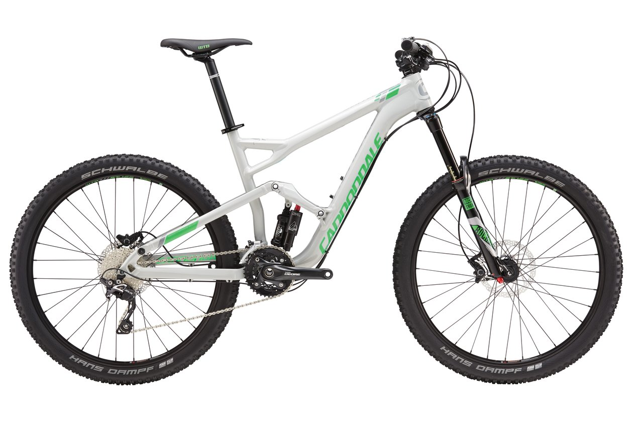 Cannondale Jekyll Al 4 - 2016 - 27,5 Zoll - Fully