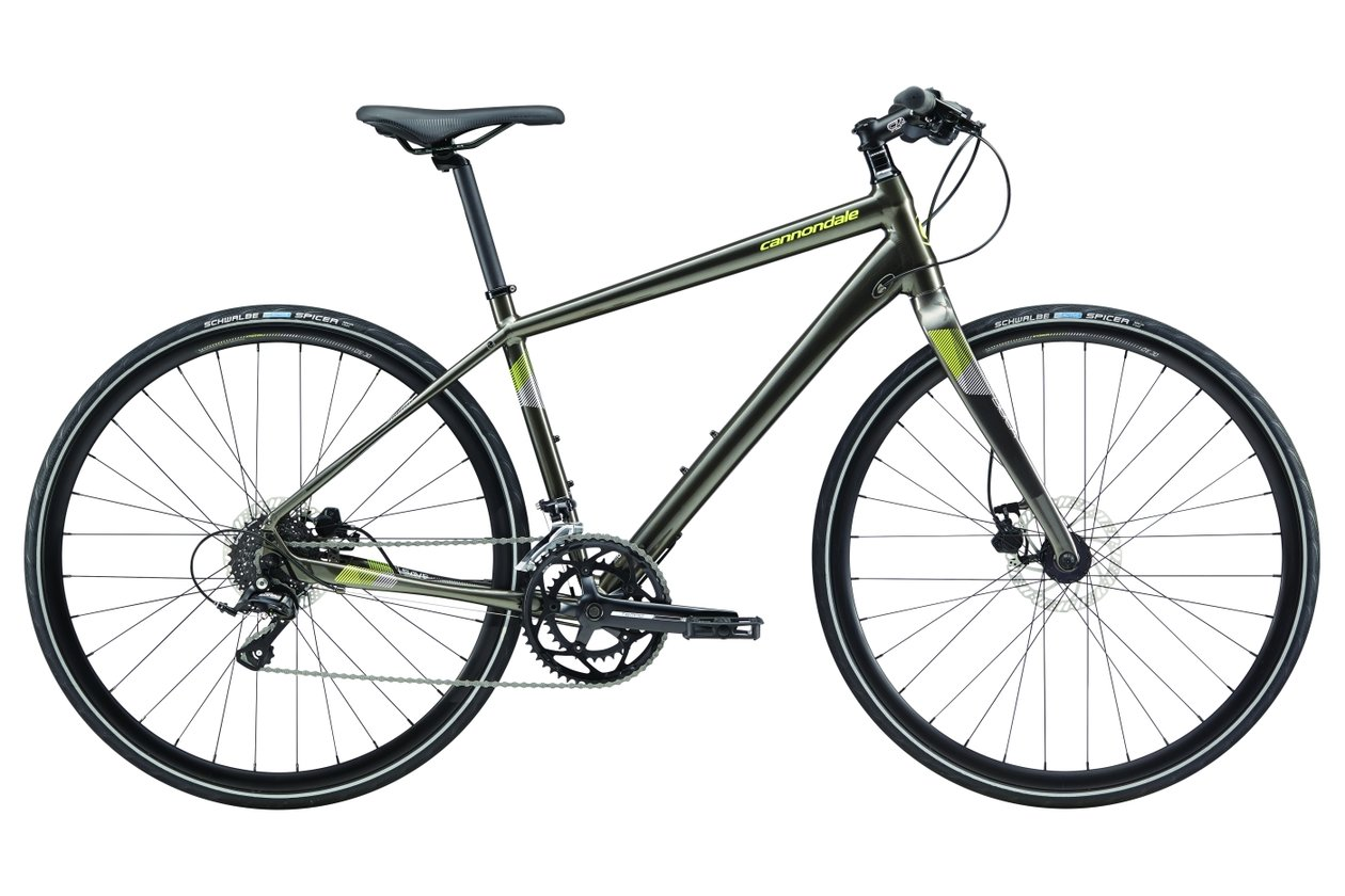 Cannondale Quick Disc 3 - 2017 - 28 Zoll