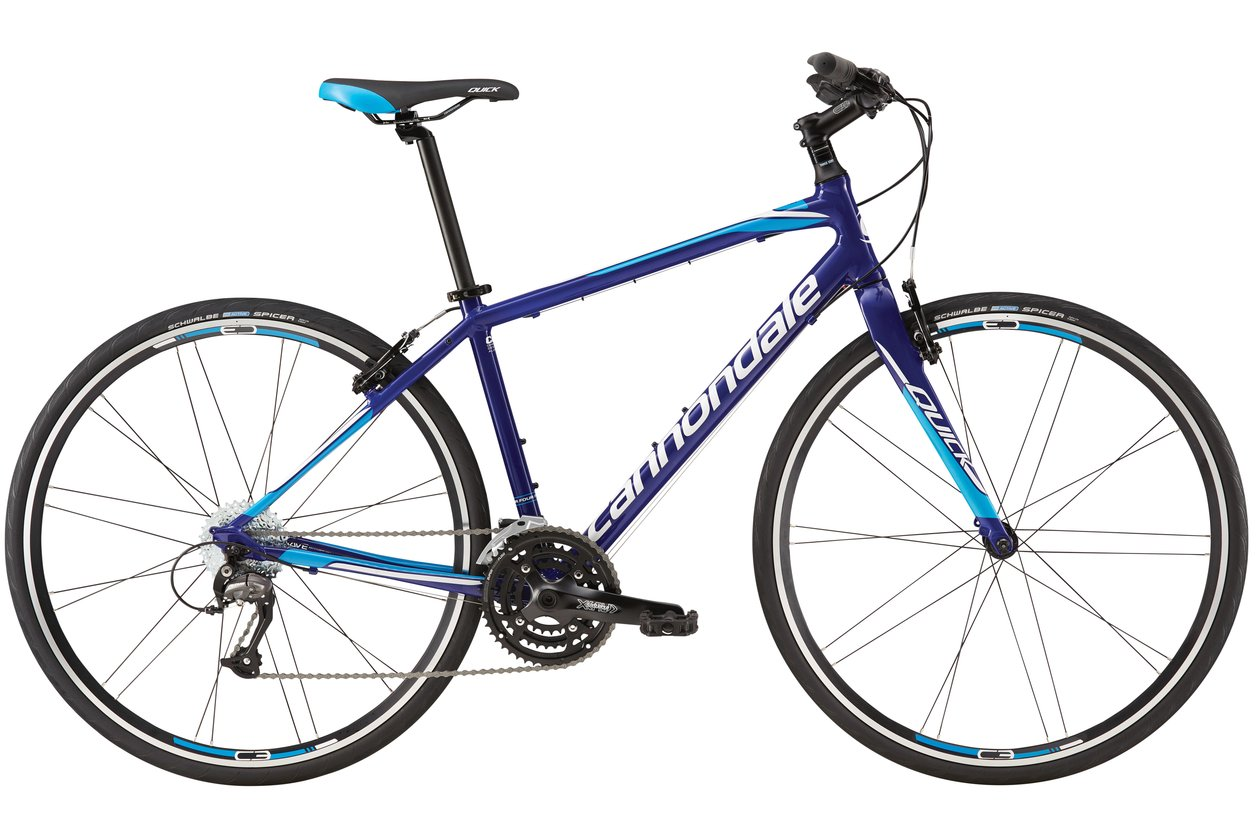 Cannondale Quick 4 - 2016 - 28 Zoll