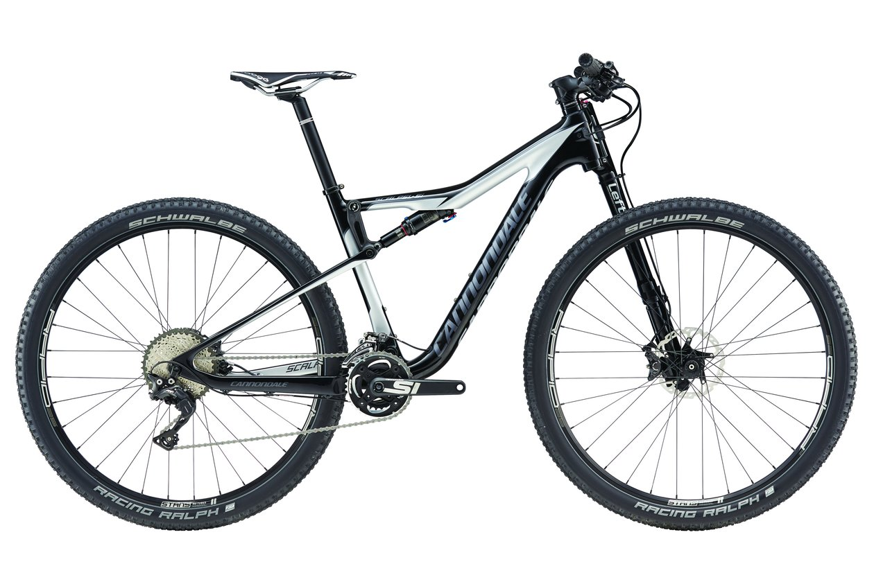 Cannondale Scalpel Si 4 - 2018 - 29 Zoll - Fully