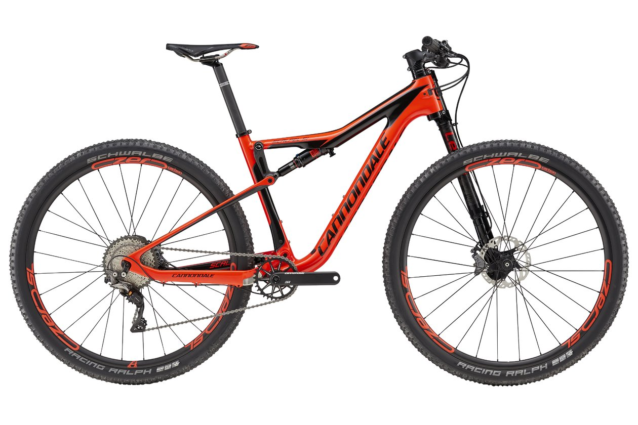 Cannondale Scalpel-Si Carbon 1 - 2017 - 27,5 Zoll - Fully