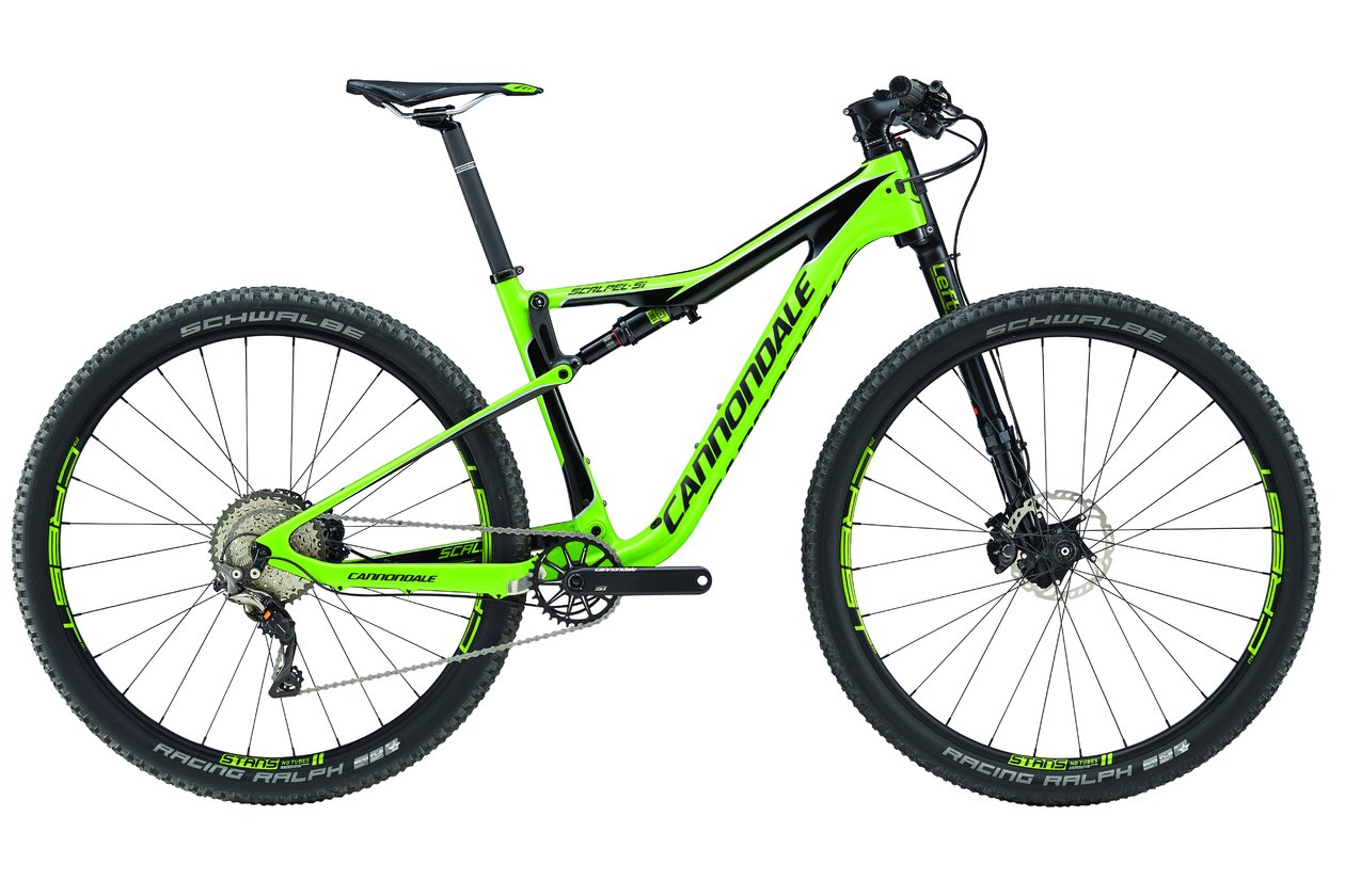 Cannondale Scalpel Si 3 - 2018 - 29 Zoll - Hardtail