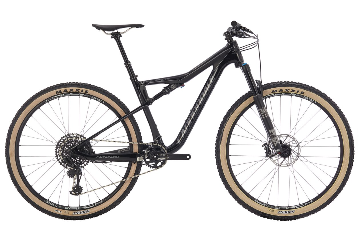 Cannondale Scalpel Si SE 2 - 2018 - 29 Zoll - Fully