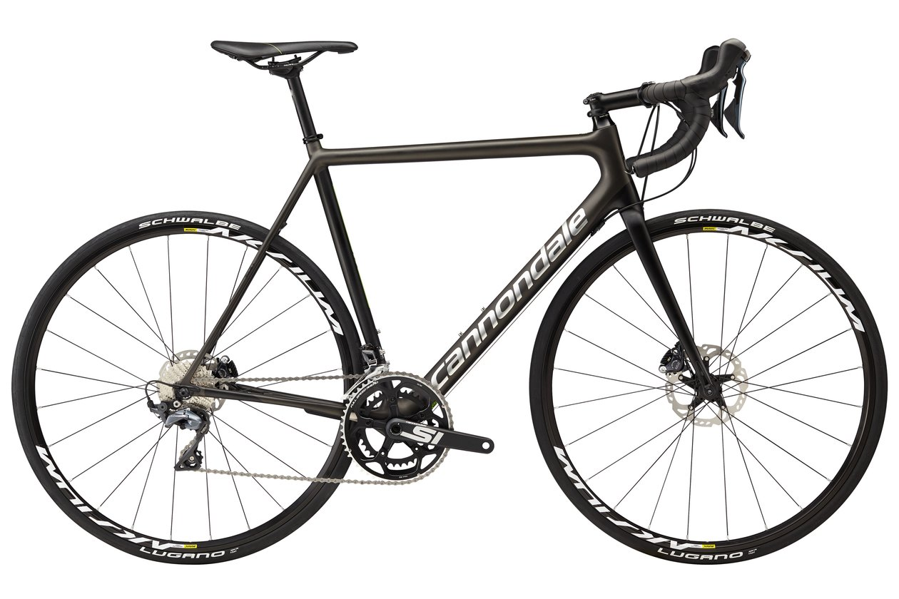 Cannondale SuperSix EVO Disc Ultegra - 2018 - 28 Zoll - Diamant