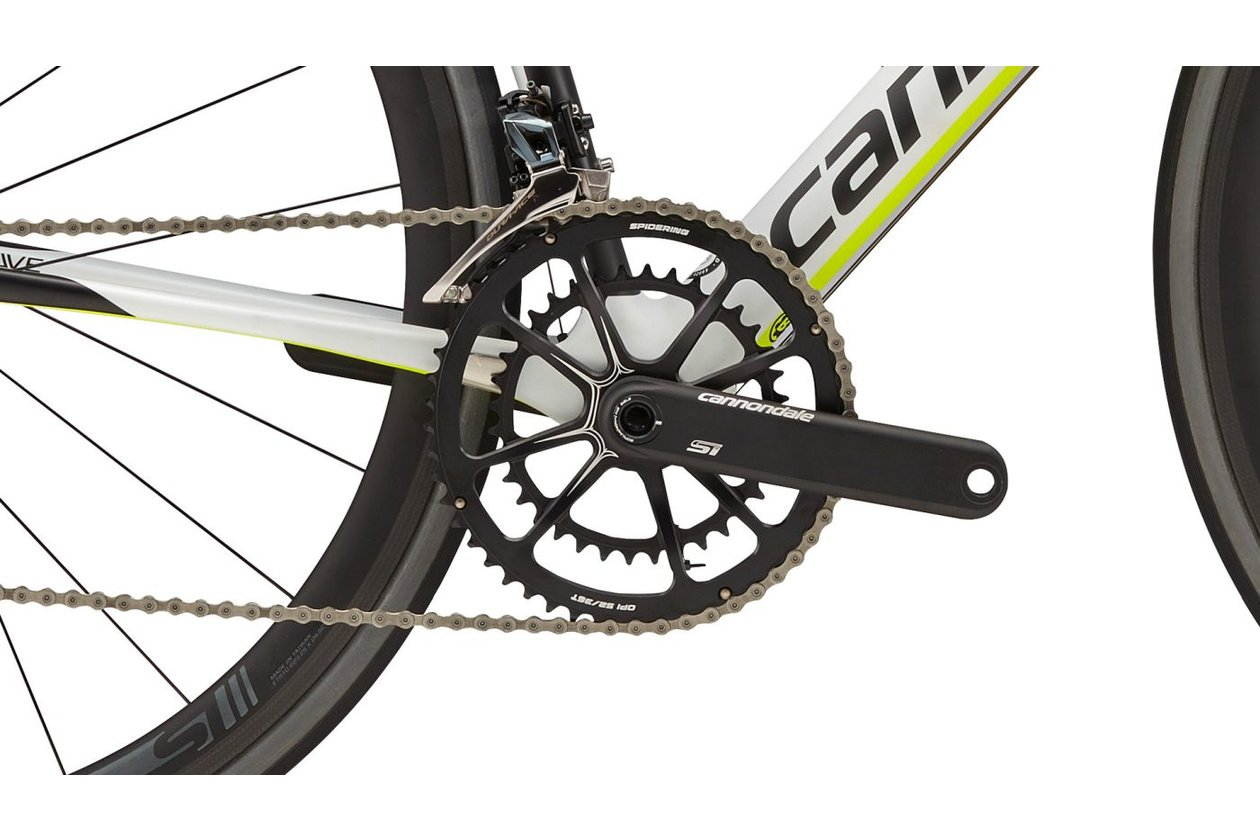 Cannondale SuperSix EVO Dura-Ace - 2018 - 28 Zoll - Diamant